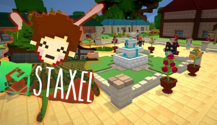 Staxel PC Game Free Download